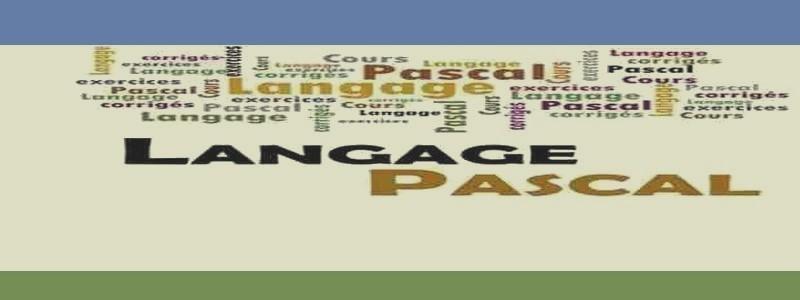 Catégorie: Cours Pascal